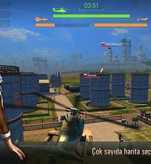Battle of Helicopters Ekran Görüntüleri - 4