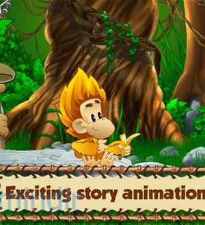 Benji Bananas Adventures Ekran Görüntüleri - 1