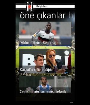 Beşiktaş Ekran Görüntüleri - 5