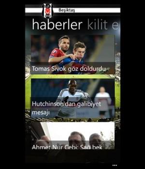 Beşiktaş Ekran Görüntüleri - 4