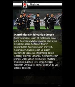 Beşiktaş Ekran Görüntüleri - 3