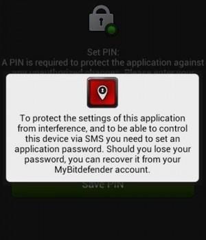 Bitdefender Anti-Theft Ekran Görüntüleri - 1