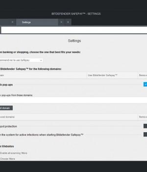 BitDefender Safepay Ekran Görüntüleri - 3