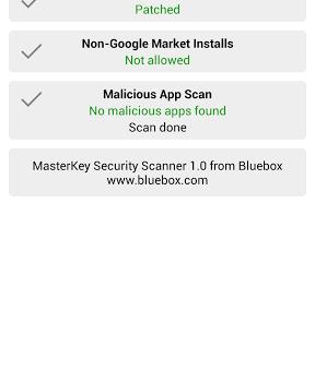 Bluebox Security Scanner Ekran Görüntüleri - 2
