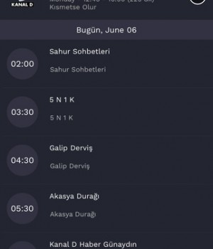 BluTV Ekran Görüntüleri - 1