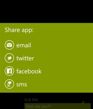 Bump Messages Ekran Görüntüleri - 1