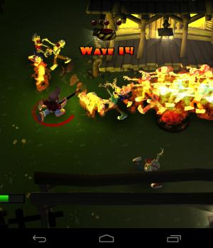Burn Zombie Burn THD Ekran Görüntüleri - 3