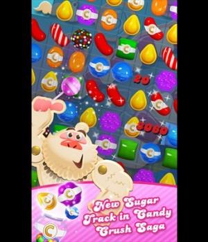 Candy Crush Saga Ekran Görüntüleri - 1