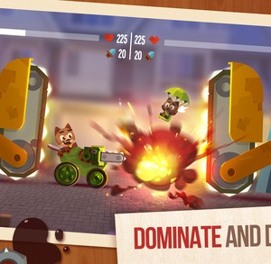 CATS: Crash Arena Turbo Stars Ekran Görüntüleri - 3