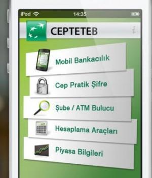 CEPTETEB Ekran Görüntüleri - 1