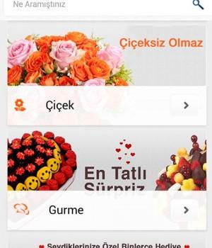 Çiçek Sepeti Ekran Görüntüleri - 3