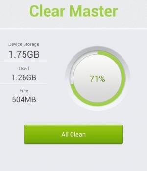 Clear Master Ekran Görüntüleri - 3