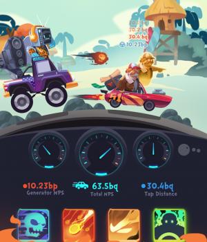 Clicker Racing Ekran Görüntüleri - 1