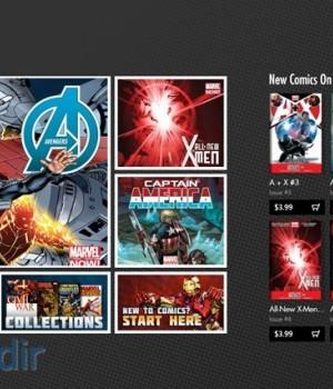 Comics Ekran Görüntüleri - 2