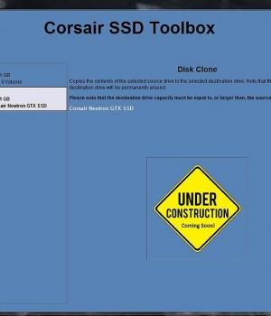 Corsair SSD Toolbox Ekran Görüntüleri - 4