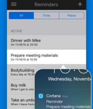 Cortana Ekran Görüntüleri - 5