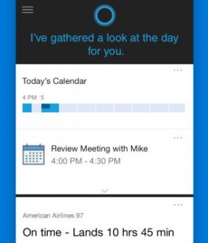 Cortana Ekran Görüntüleri - 4