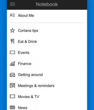Cortana Ekran Görüntüleri - 3