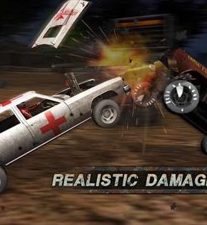 Demolition Derby: Crash Racing Ekran Görüntüleri - 5