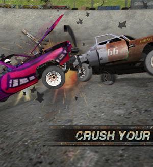 Demolition Derby: Crash Racing Ekran Görüntüleri - 2