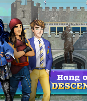 Descendants Ekran Görüntüleri - 5