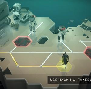 Deus Ex GO Ekran Görüntüleri - 4