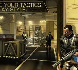 Deus Ex: The Fall Ekran Görüntüleri - 1