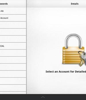 DirectPass for Tablet Ekran Görüntüleri - 2