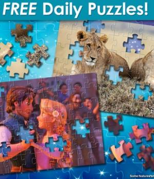 Disney Jigsaw Puzzles! Ekran Görüntüleri - 2