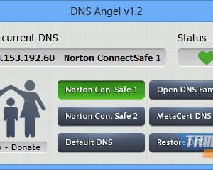 Dns Angel Ekran Görüntüleri - 1