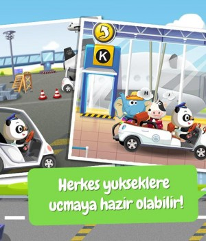 Dr. Panda Airport Ekran Görüntüleri - 3