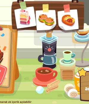 Dr. Panda Cafe Freemium Ekran Görüntüleri - 4