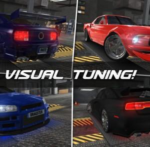 Drag Racing 3D Ekran Görüntüleri - 2