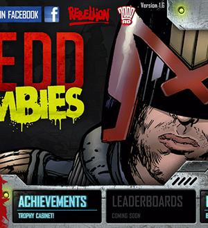 Dredd vs. Zombies Ekran Görüntüleri - 3