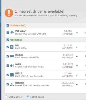 Driver Talent Ekran Görüntüleri - 5