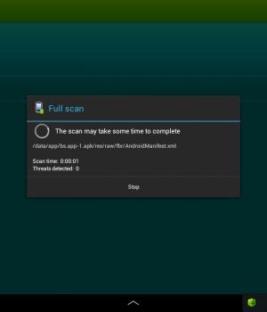 Dr.Web Anti-virus Ekran Görüntüleri - 1