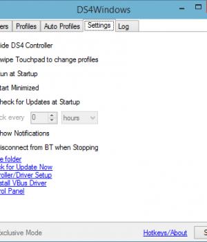 DS4Windows Ekran Görüntüleri - 2