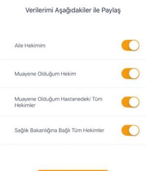e-Nabız Ekran Görüntüleri - 2