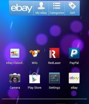 eBay Widgets Ekran Görüntüleri - 3