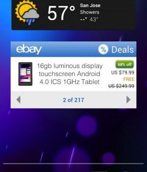 eBay Widgets Ekran Görüntüleri - 1