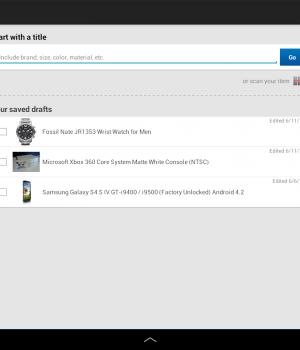 eBay Ekran Görüntüleri - 1