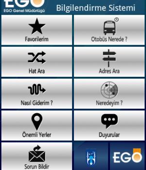 EGO Otobüs Hatları Ekran Görüntüleri - 3