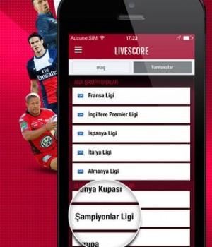 Eurosport Livescore Ekran Görüntüleri - 3