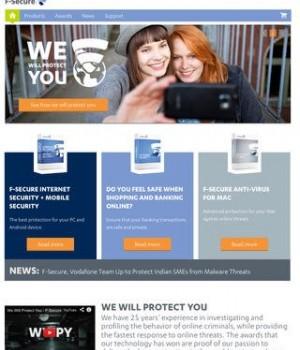 F-Secure Safe Browser Ekran Görüntüleri - 3