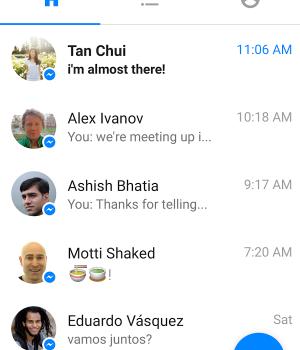 Facebook Messenger Lite (APK) Ekran Görüntüleri - 5
