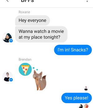 Facebook Messenger Lite (APK) Ekran Görüntüleri - 3