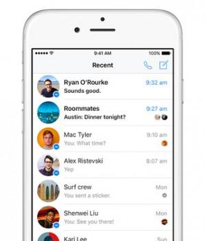 Facebook Messenger Ekran Görüntüleri - 3