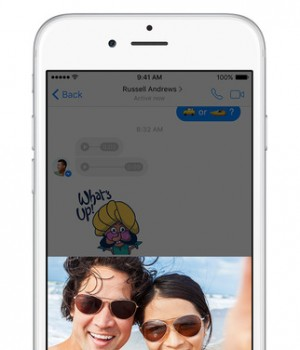 Facebook Messenger Ekran Görüntüleri - 2