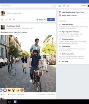 Facebook Mobil Ekran Görüntüleri - 3