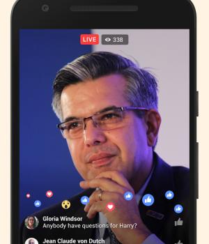 Facebook Workplace Ekran Görüntüleri - 1
